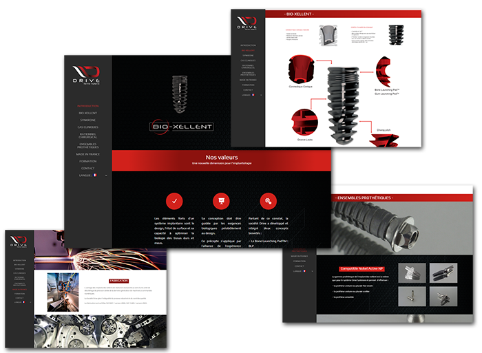 Drive Implants Dentaire Bio-xellent