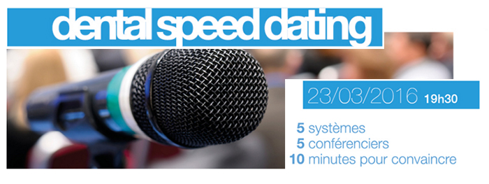 Drive Implants dentaire - Speed dating dentaire